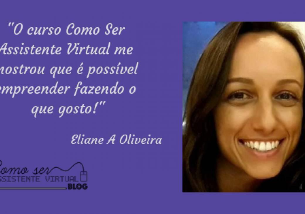 O curso Como Ser Assistente Virtual me mostrou que é possível empreender fazendo o que gosto!